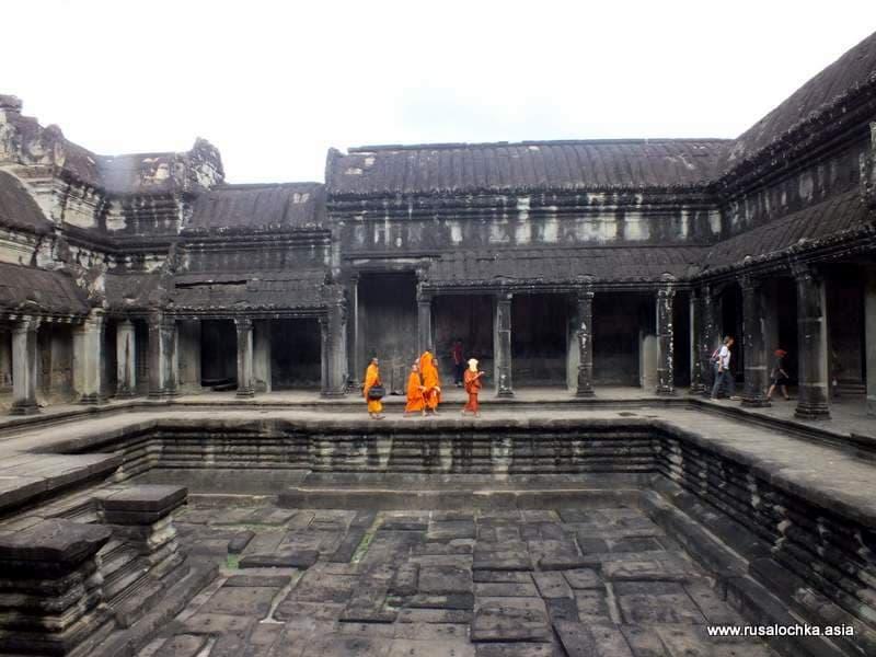 Экскурсии в камбодже
