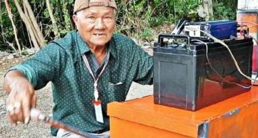 Тайский изобретатель создал электрогенератор, работающий без топлива.