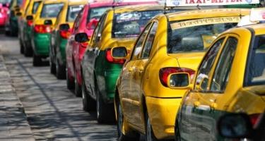 Через месяц в Бангкоке подорожает проезд в такси.